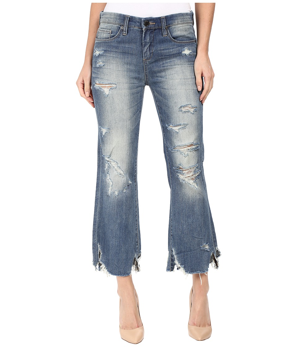 Blank NYC - Distressed Novelty Denim in Train Wrecked (Train Wrecked) Women's Jeans