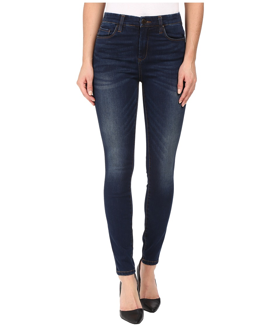 Blank NYC Denim High-Rise Skinny in Fool Me Twice (Fool Me Twice) Women