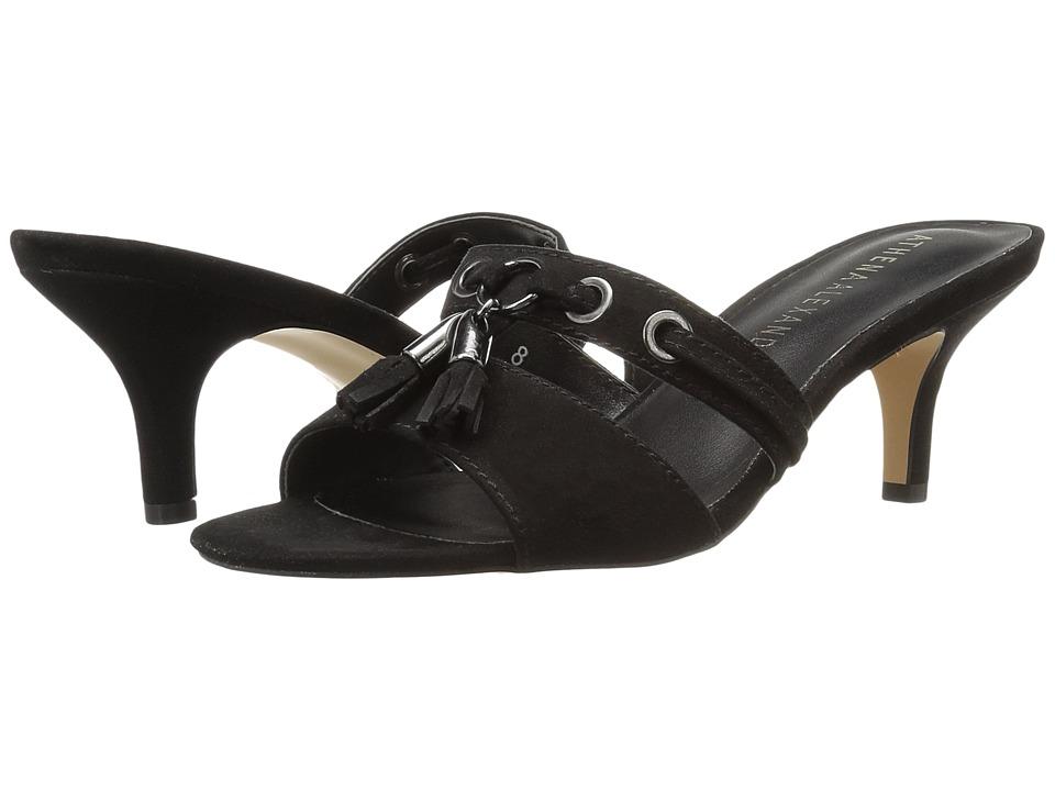 Athena Alexander - Marjori (Black Suede) Women's Shoes