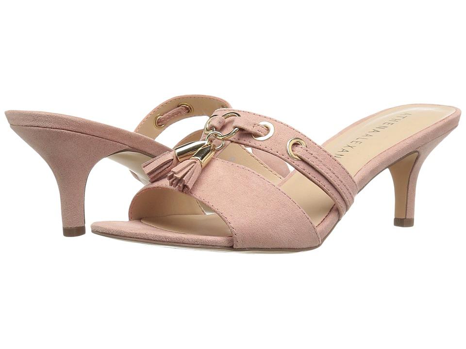 Athena Alexander - Marjori (Blush Suede) Women's Shoes