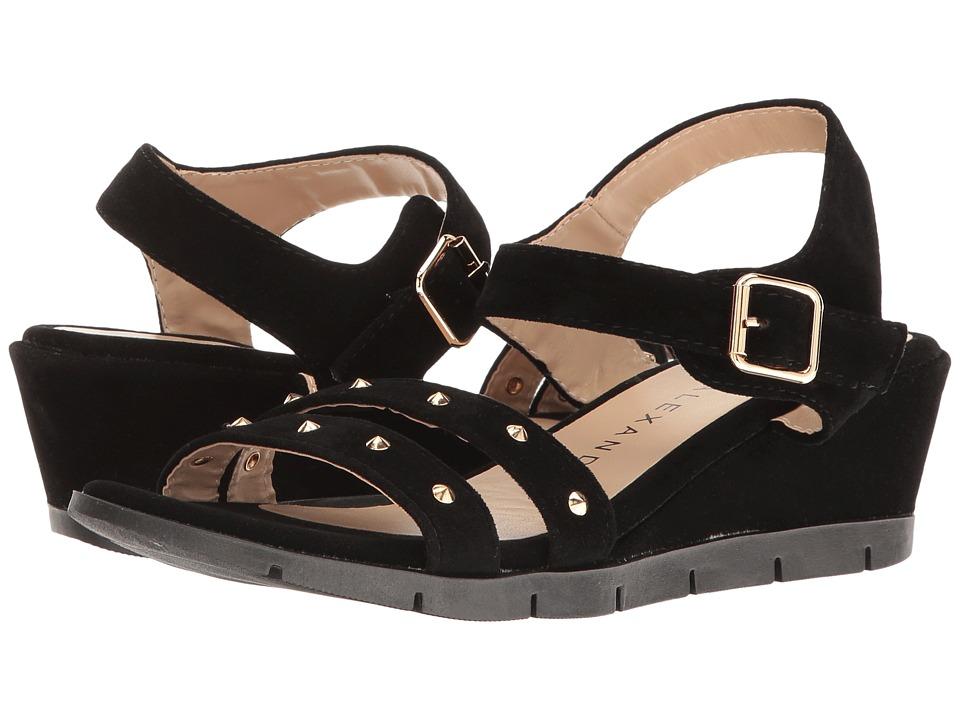Athena Alexander - Cushe (Black Suede) Women's Shoes