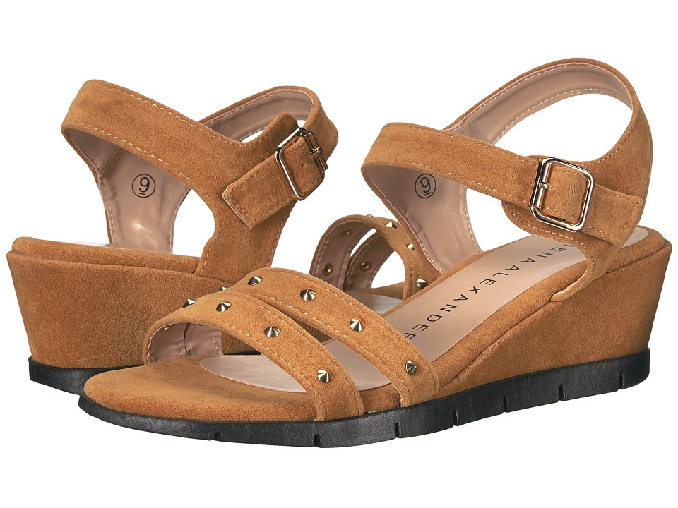 Athena Alexander - Cushe (Tan Suede) Women's Shoes