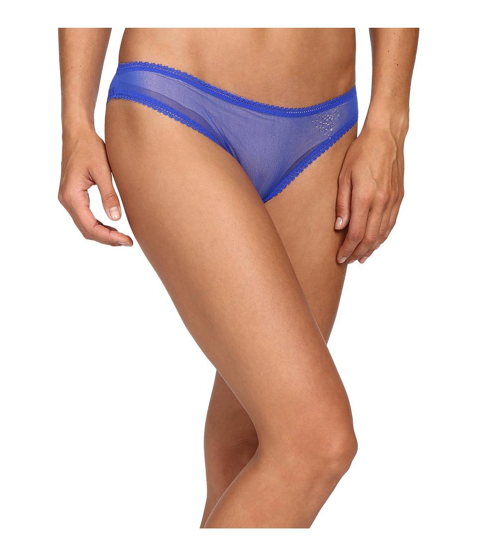OnGossamer - Crystal Hip Bikini 3202C (Azure) Women's Underwear