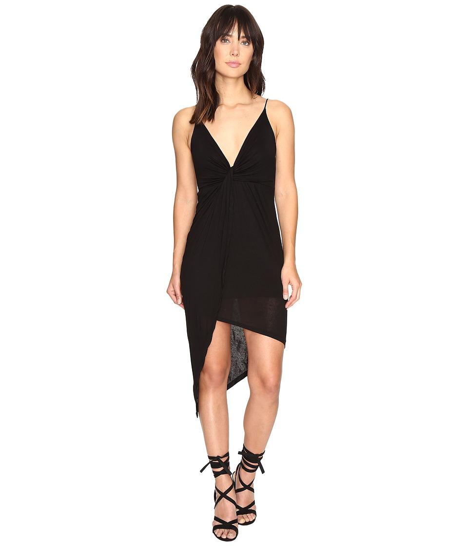 Culture Phit - Augustina Spaghetti Strap Dress (Black) Women's Dress