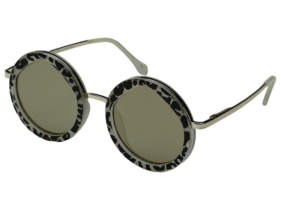 Le Specs - Hey Yeh (Leopard/Gold) Fashion Sunglasses