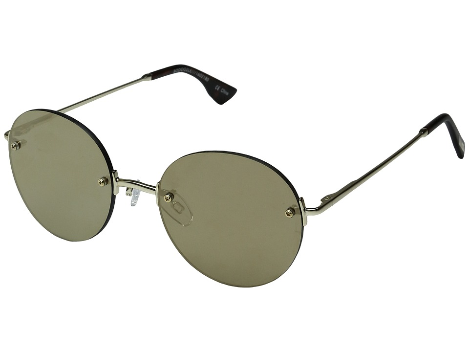 Le Specs - Bodoozle (Matte Gold) Fashion Sunglasses