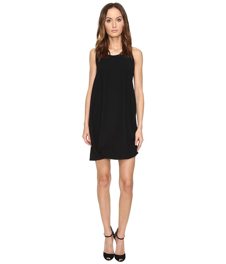 Manila Grace - Tank Dress (Black) Women's Dress