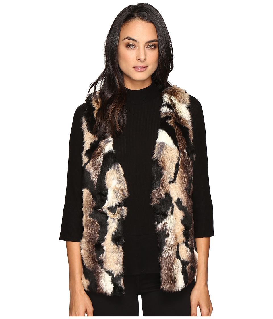 Tart - Jamie Vest (Black/Brown) Women's Vest