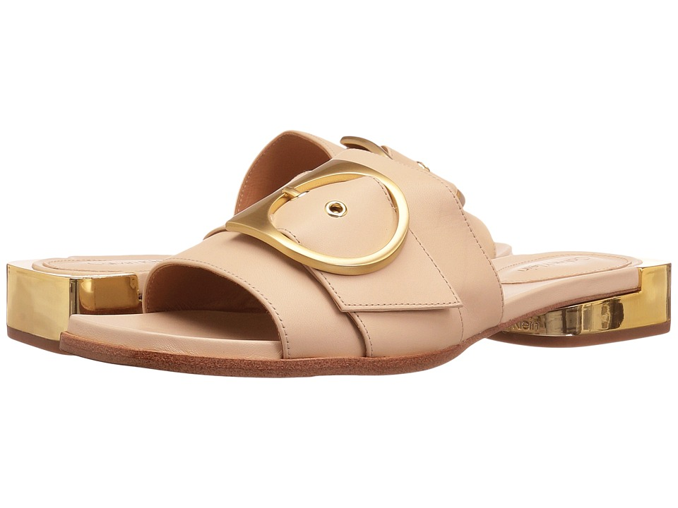 Calvin Klein - Anthea (Sand Leather) Women's Shoes