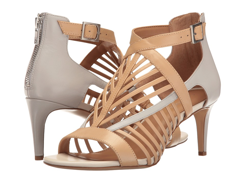 Calvin Klein Camella (Sandstorm/Vesper Grey Leather) Women