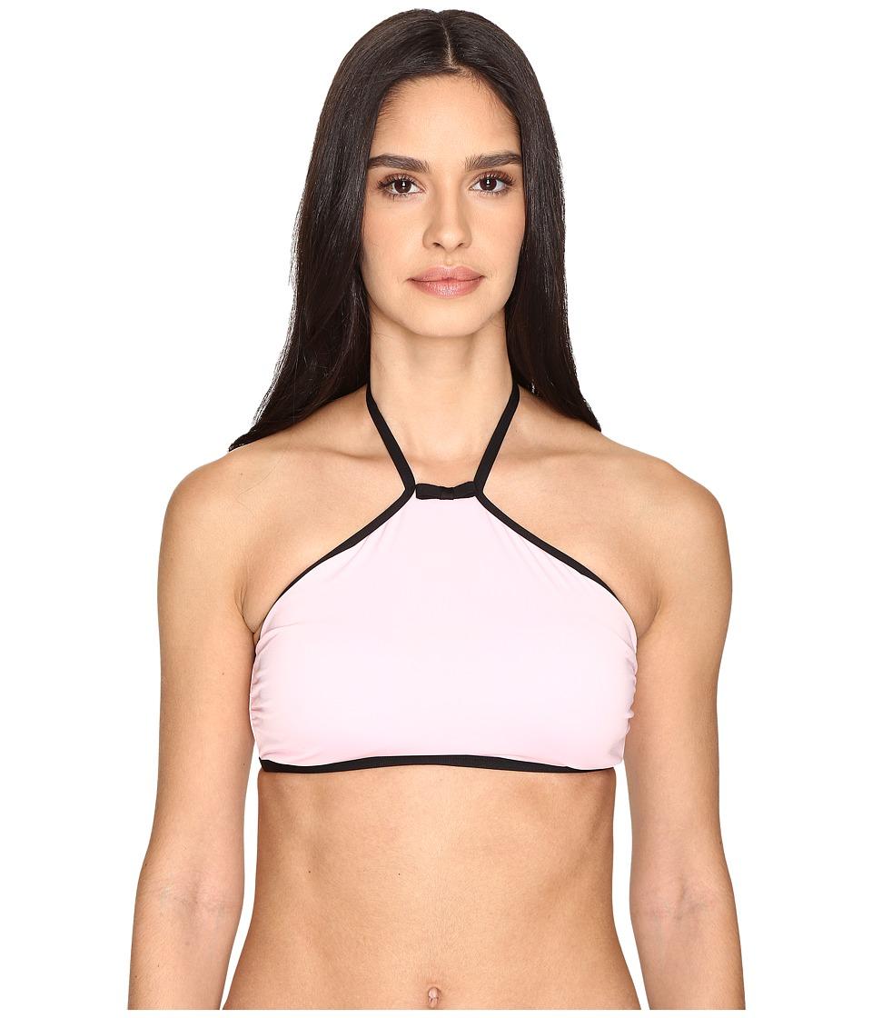 Kate Spade New York - Plage Du Midi High Neck Bikini Top (Cherry Blossom) Women's Swimwear
