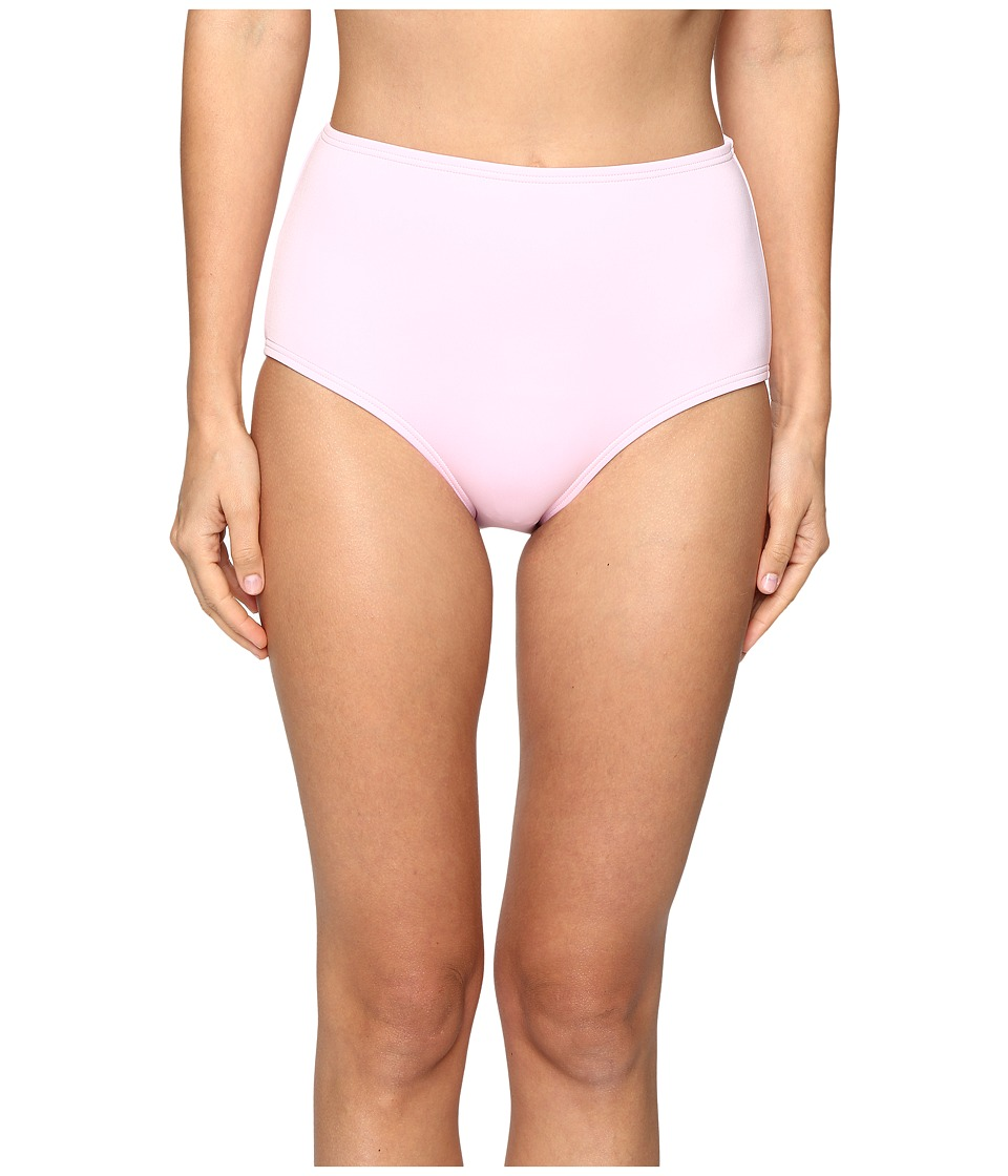 Kate Spade New York Plage Du Midi High Waist Bikini Bottom (Cherry Blossom) Women