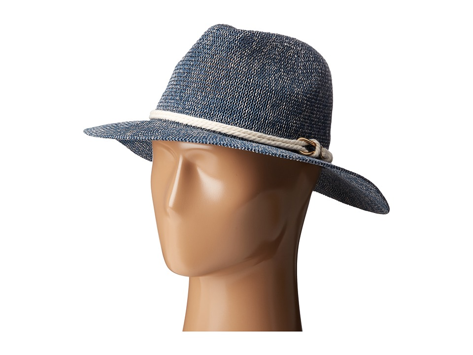 Vince Camuto - Rope Panama (Blue Depths) Caps