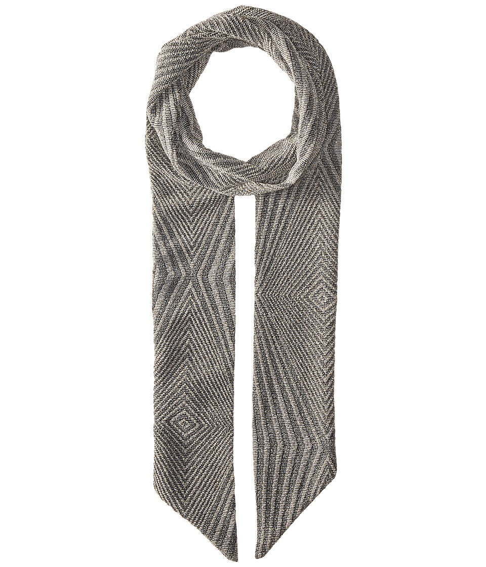 Vince Camuto - Deco Shine Skinny (Gold) Scarves
