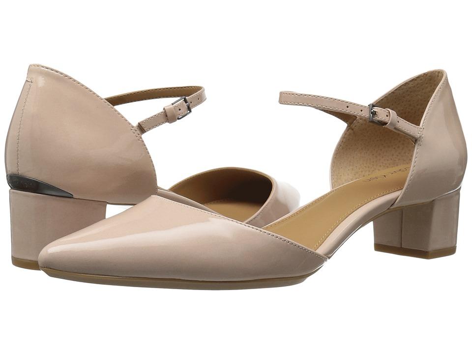 Calvin Klein - Georgie (Blush Patent) Women's Shoes