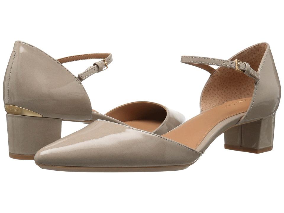Calvin Klein - Georgie (Cocoon Patent) Women's Shoes