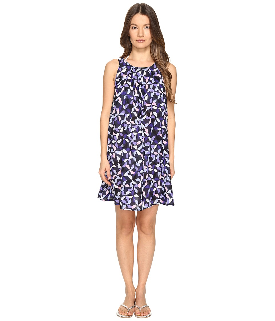 Kate Spade New York Spinner Dress Cover-Up (Rich Navy) Women