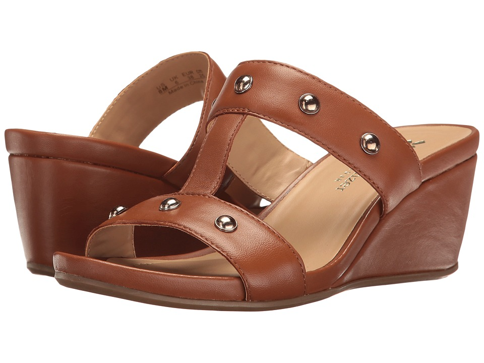 Naturalizer - Cambrey (Saddle Tan Leather) Women's Shoes