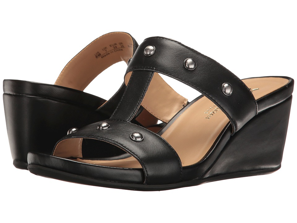 Naturalizer - Cambrey (Black Leather) Women's Shoes