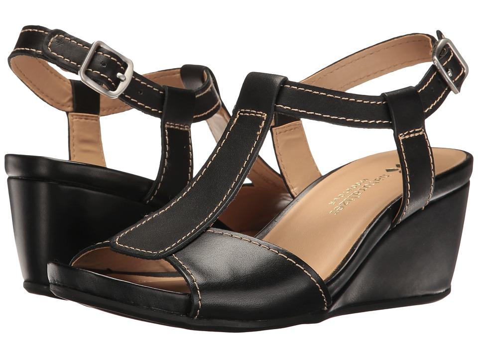 Naturalizer Camilla (Black Leather) Women