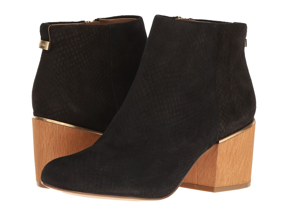 Calvin Klein - Jenna (Black Nubuck) Women's Shoes