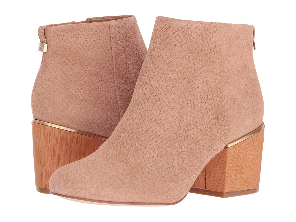 Calvin Klein - Jenna (Cocoon Nubuck) Women's Shoes