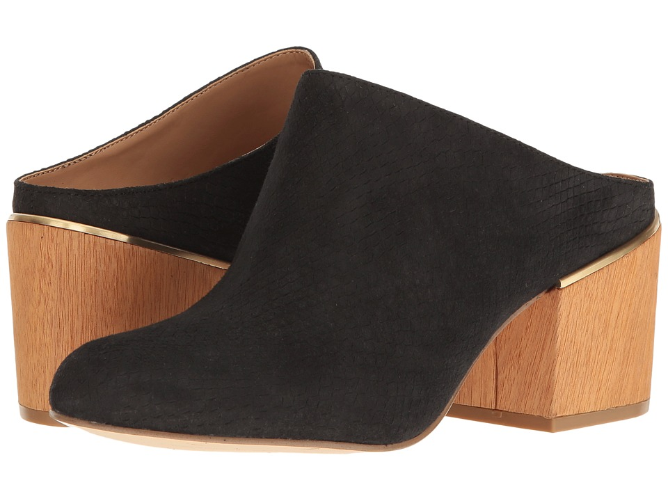 Calvin Klein - Judia (Black Nubuck) Women's Shoes