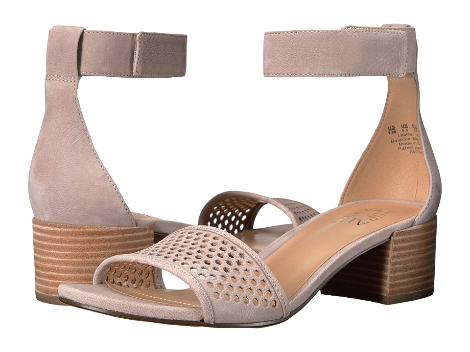 Naturalizer - Faith (Turtle Dove Nubuck) Women's Shoes