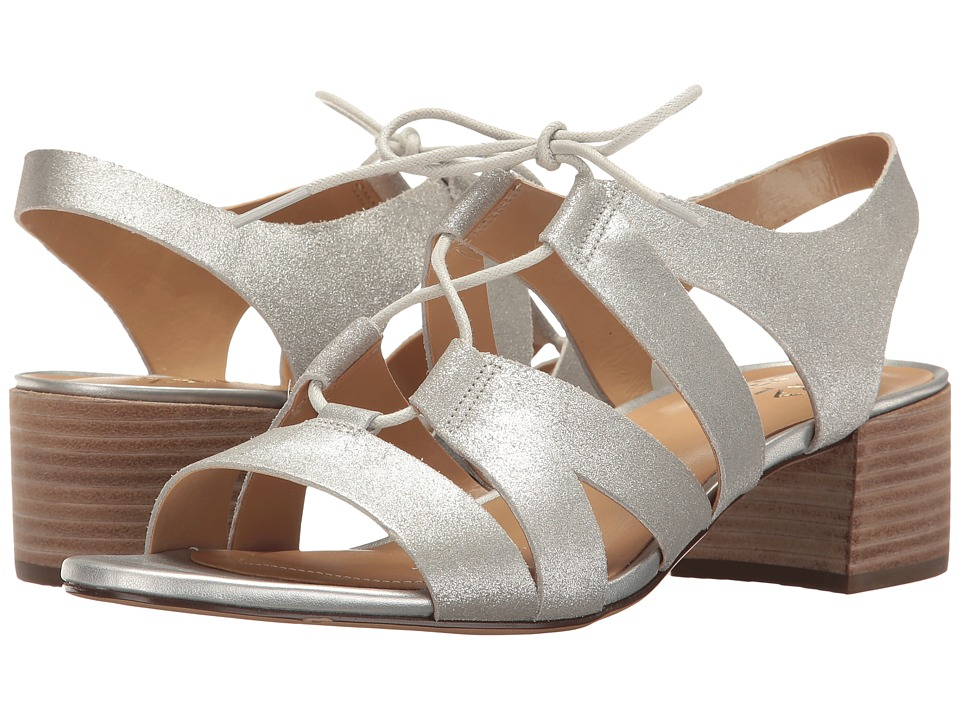 Naturalizer Felicity (Soft Silver Metallic Suede) Women