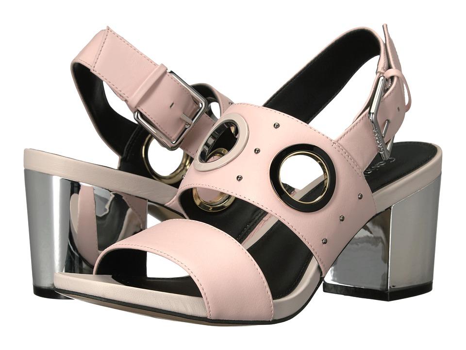 Calvin Klein - Lani (Blush Leather) Women's Shoes