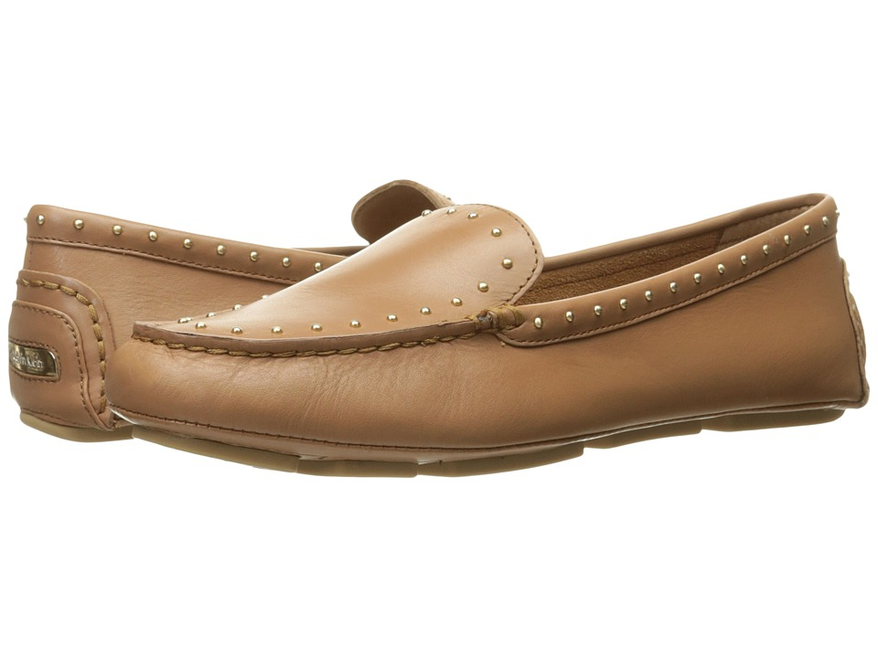 Calvin Klein - Lolly (New Caramel Leather) Women's Shoes