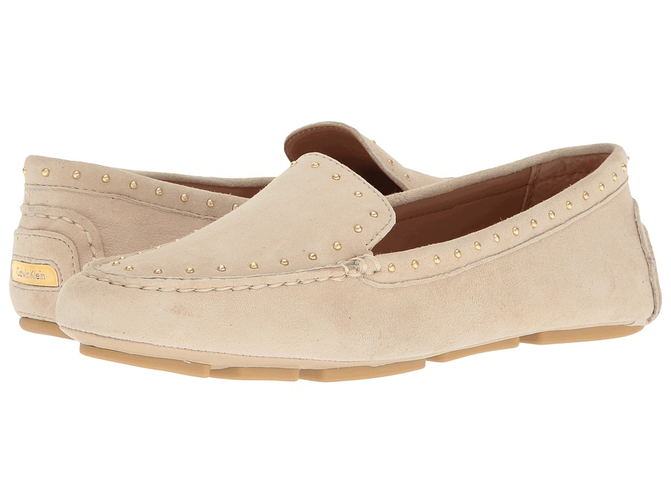 Calvin Klein - Lolly (Sand Suede) Women's Shoes
