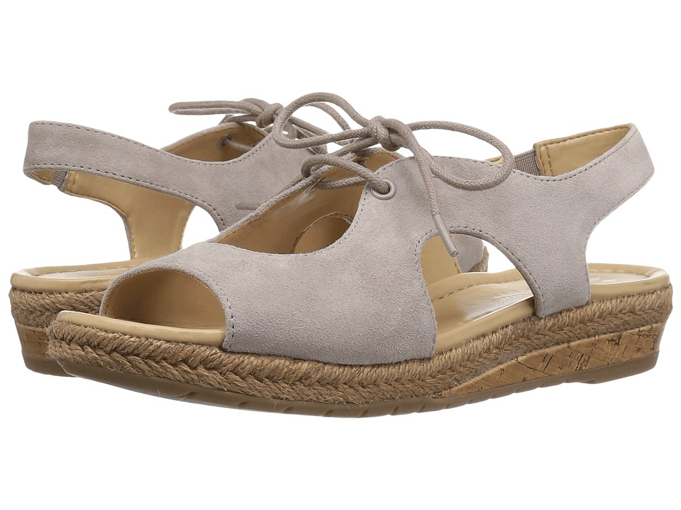 Naturalizer - Reilly (Turtle Dove Suede) Women's Shoes