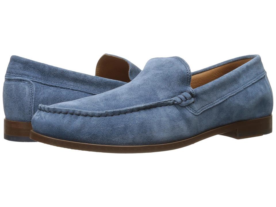 Donald J Pliner - Nate (Blue) Men's Shoes