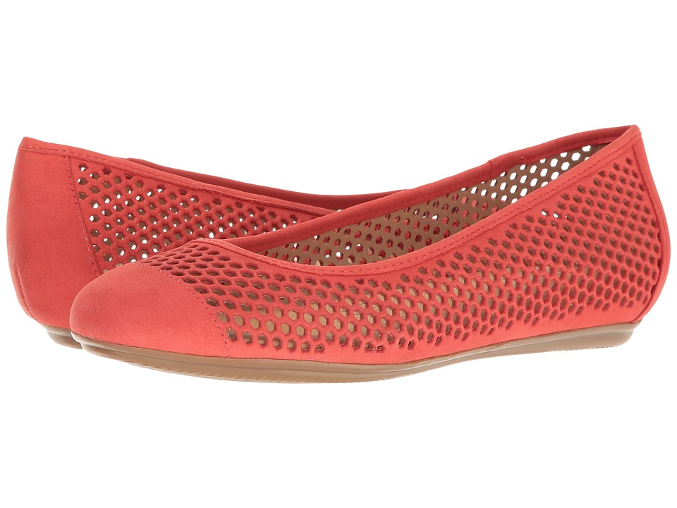 Naturalizer - Becca (Punch Nubuck) Women's Maryjane Shoes