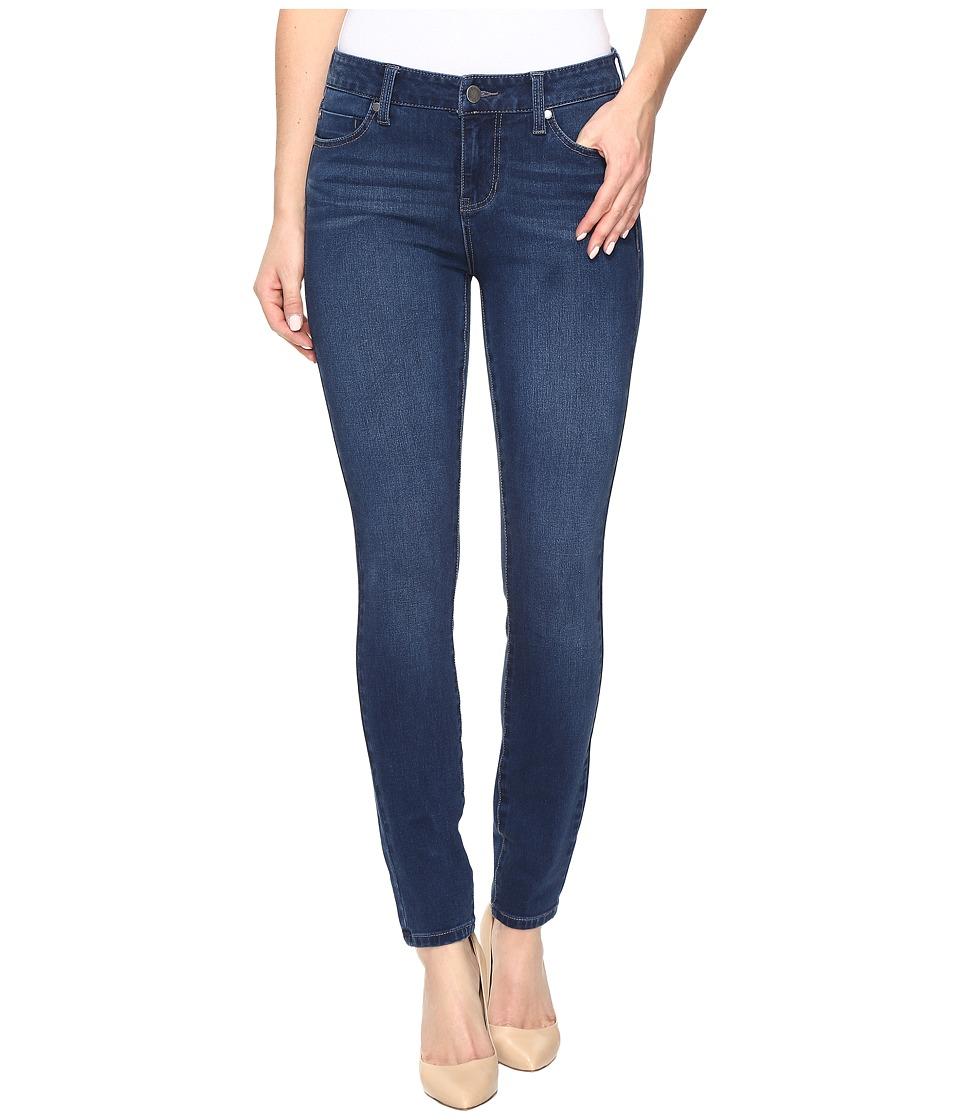 Liverpool - Ankle Skinny 28 in Lancaster Mid/Indigo (Lancaster Mid/Indigo) Women's Jeans