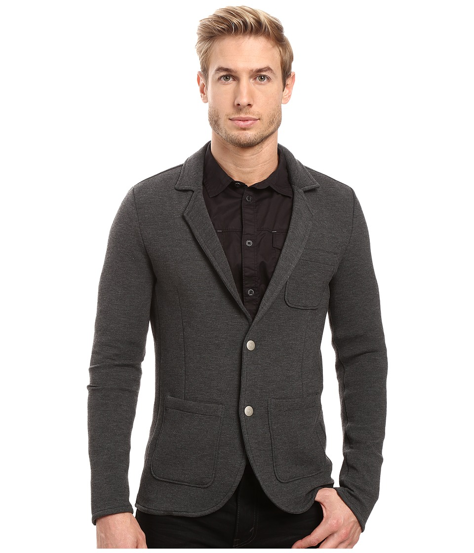 Mavi Jeans - Kit Jacket (Grey Scuba) Men's Coat