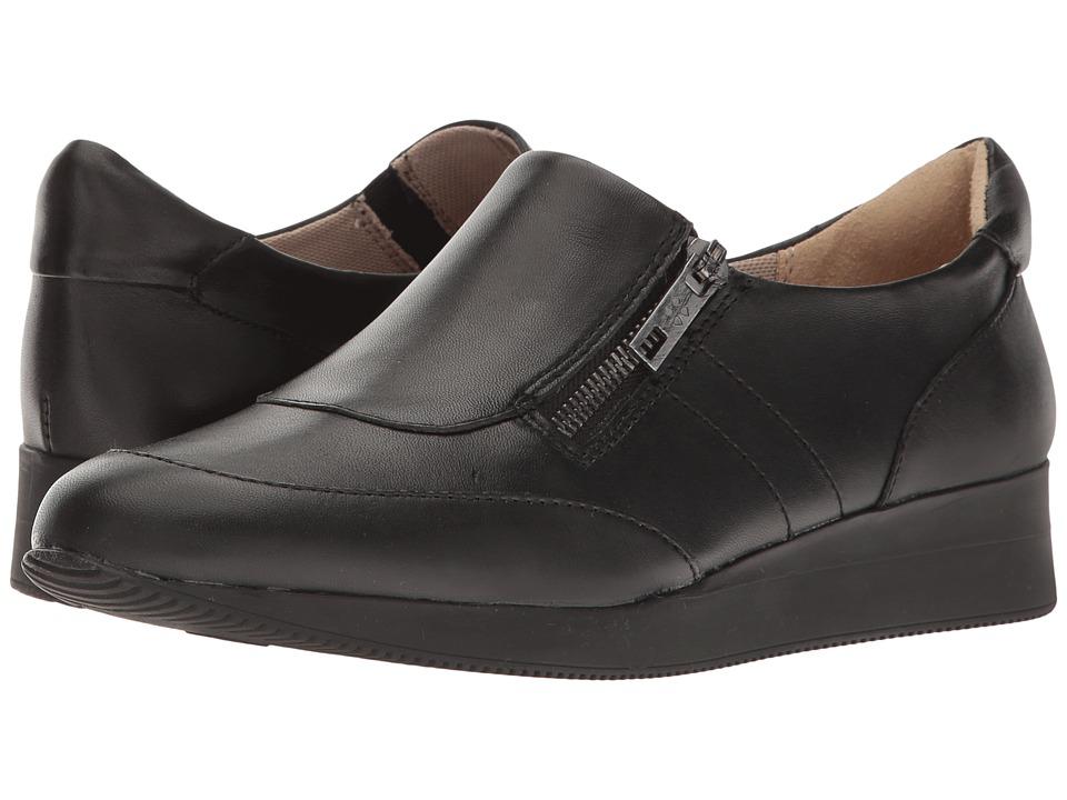 Naturalizer - Jena (Black Leather) Women's Shoes