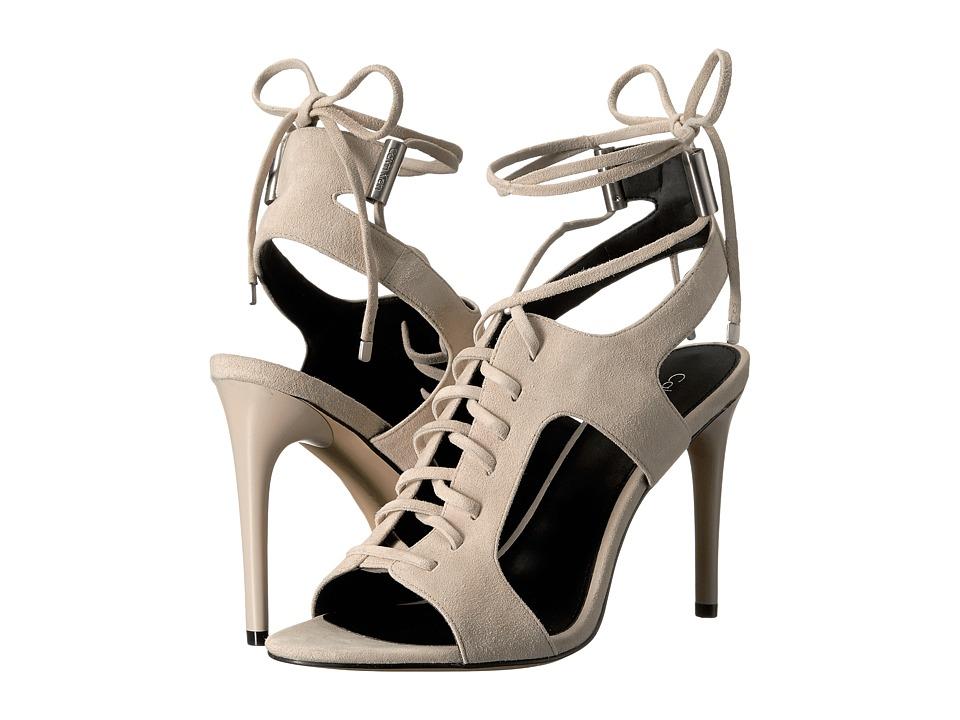 Calvin Klein - Santos (Sand Suede) Women's Shoes