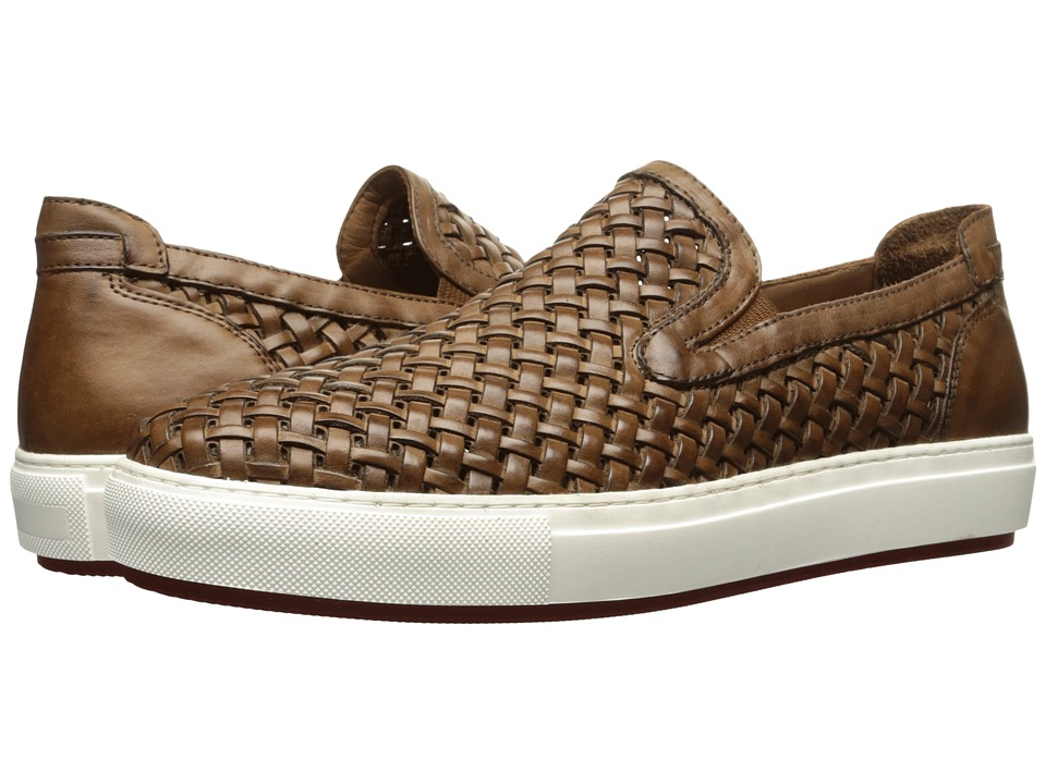 Donald J Pliner - Clark (Brown) Men's Shoes