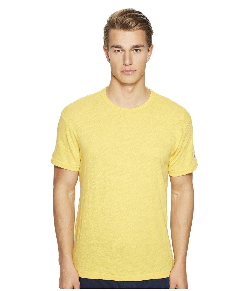 Todd Snyder + Champion - Basic Tee (Golden Yellow) Men's T Shirt