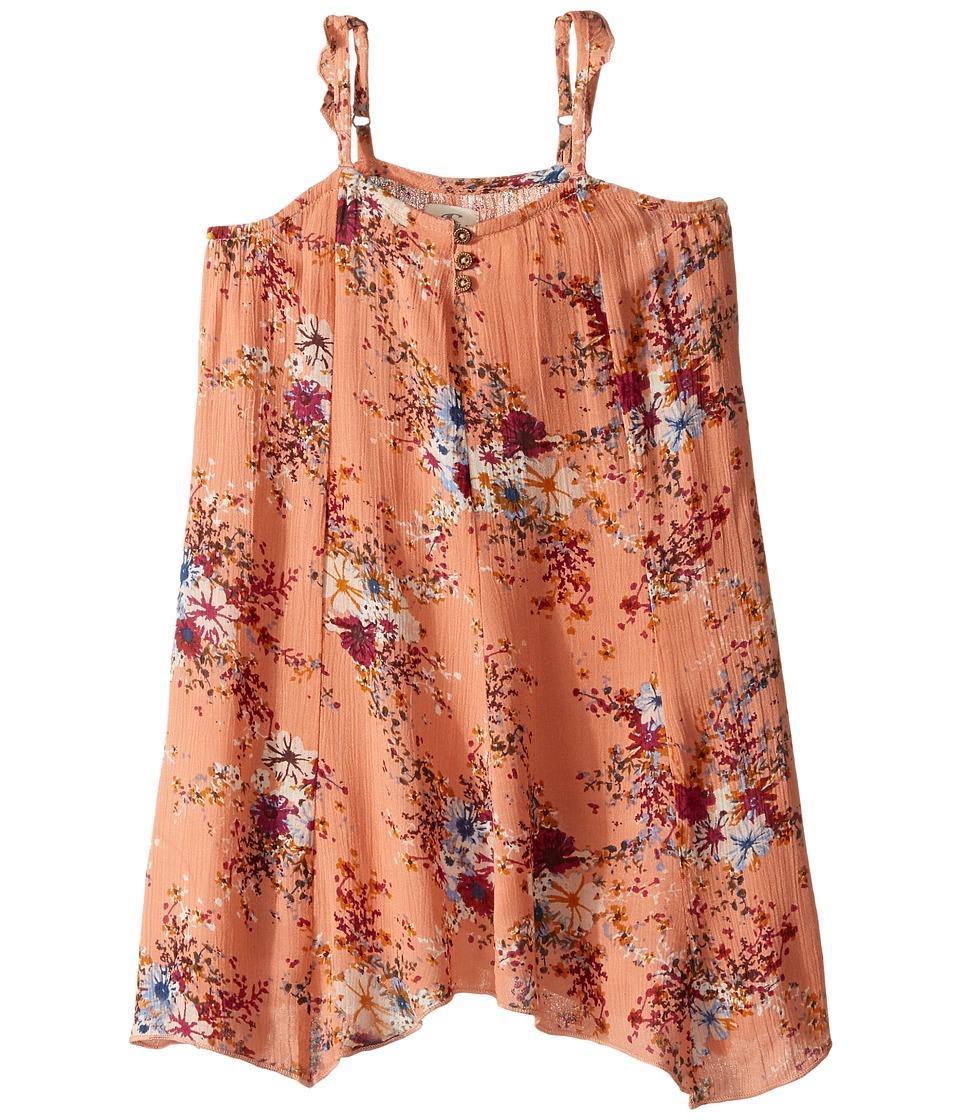 O'Neill Kids - Camille Dress (Little Kids/Big Kids) (Canyon Sunset) Girl's Dress