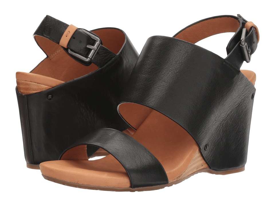 Gentle Souls - Inka (Black) Women's Shoes