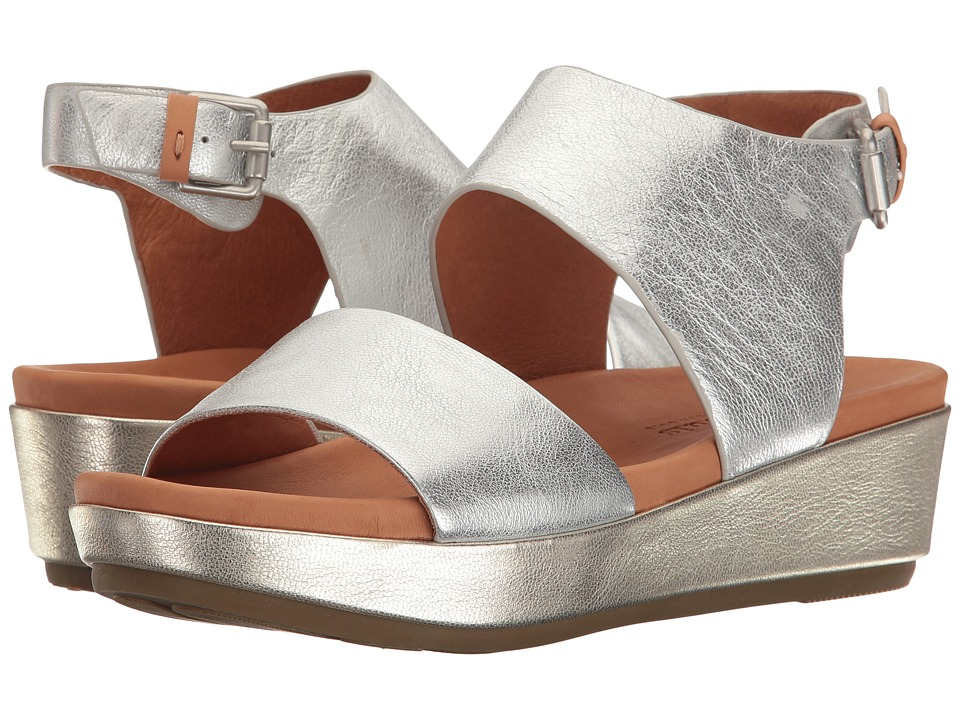 Gentle Souls - Lori (Gold Combo) Women's Shoes
