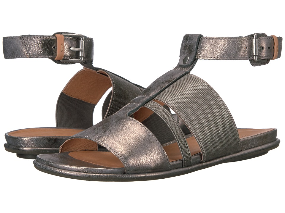 Gentle Souls - Ophelia (Pewter) Women's Clog Shoes
