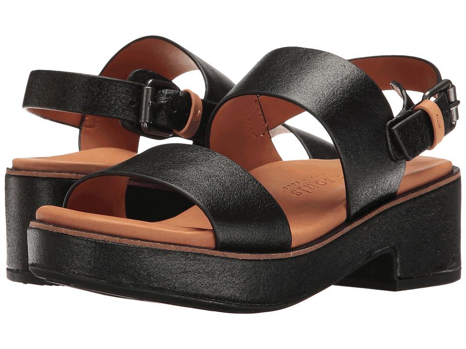 Gentle Souls - Talia (Black) Women's Shoes