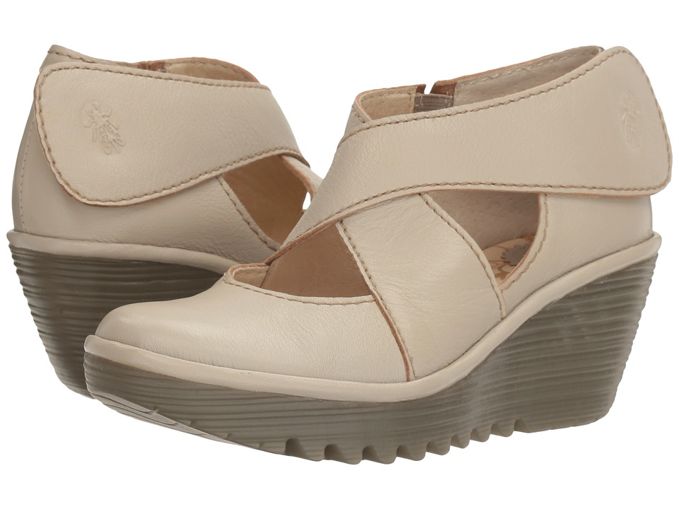 FLY LONDON - Yogo (Concrete Mousse) Women's Shoes