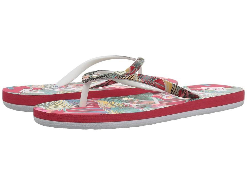 Roxy Kids - Pebbles V (Little Kid/Big Kid) (Red) Girls Shoes