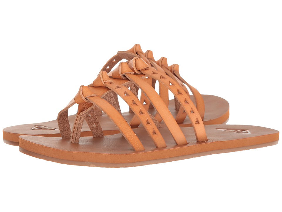 Roxy - Steffi (Tan) Women's Sandals