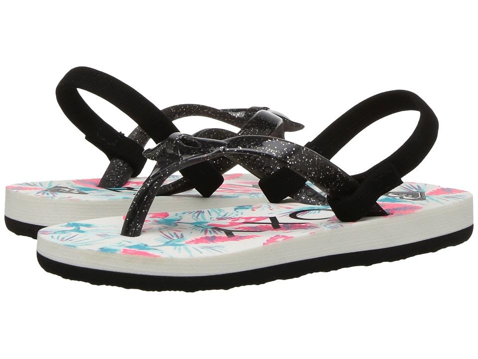 Roxy Kids - Fifi II (Toddler) (White Hacienda) Girls Shoes